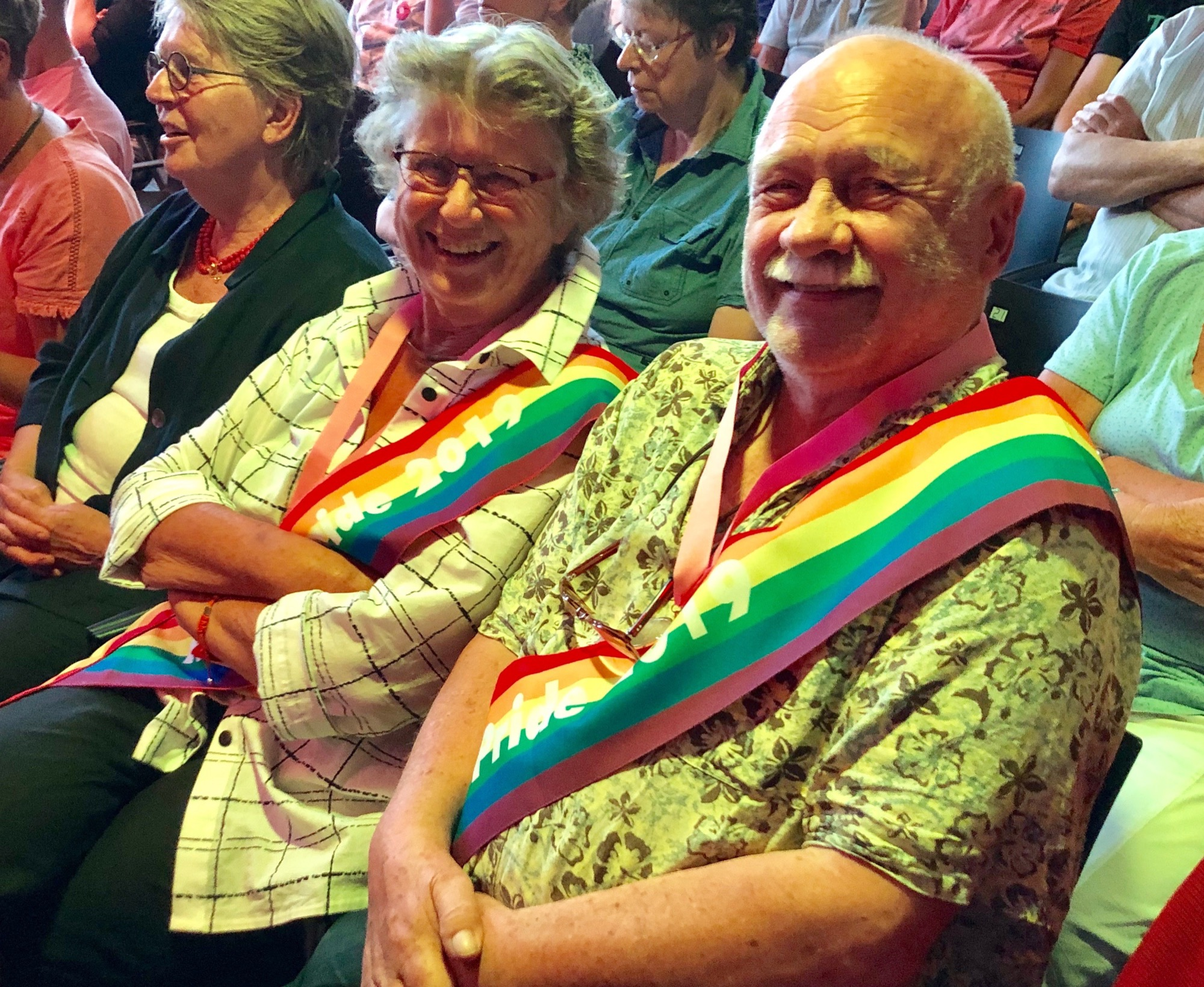 Clem (80) uit Nijmegen Mr. Senior Pride 2019