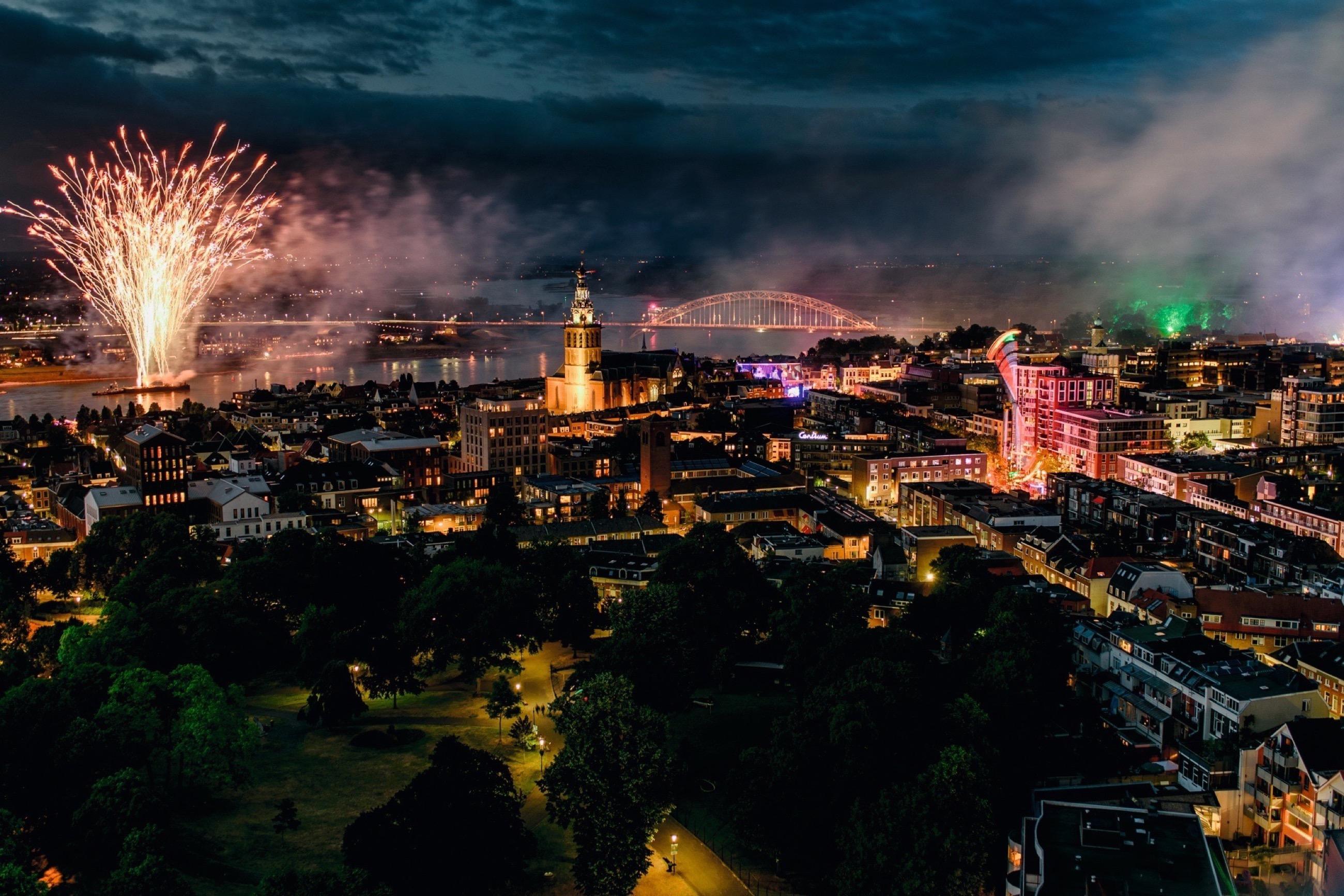 Vierdaagsefeesten 2019: 'Jubileumeditie met gouden glans'