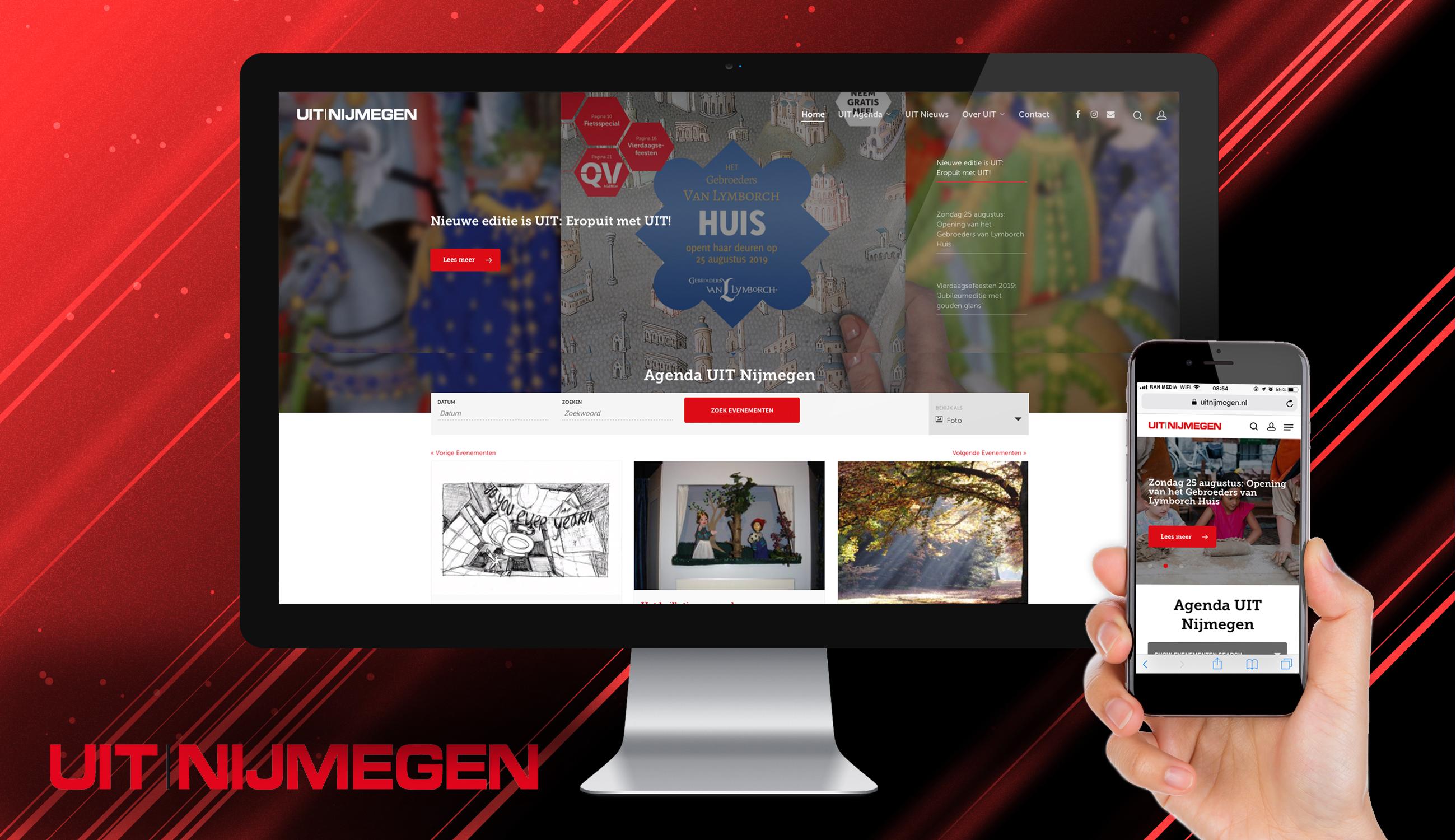 Nieuw online platform UIT Nijmegen gelanceerd