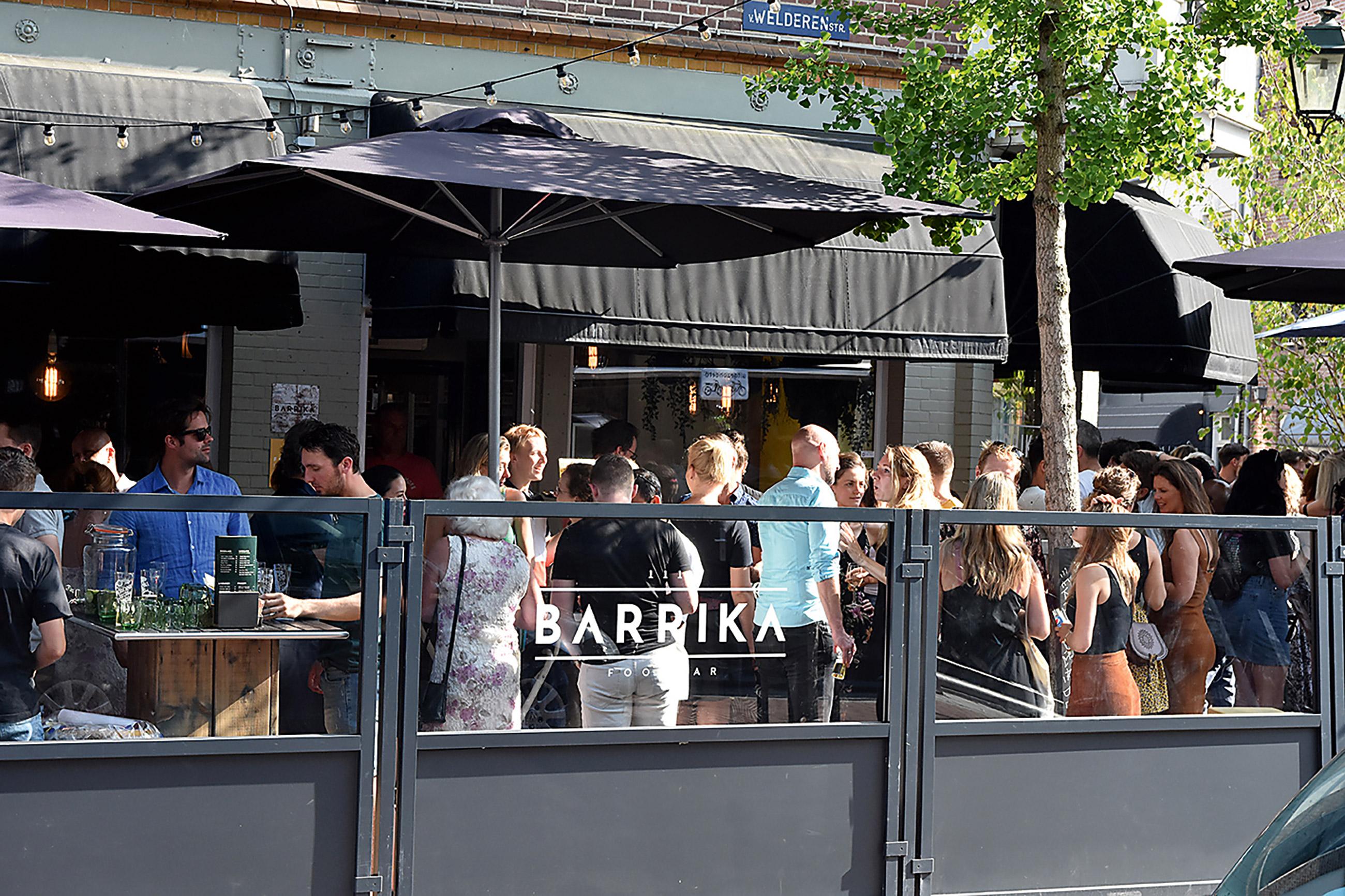 Nieuw in de regio: Barrika: dé nieuwe foodbar van Nijmegen!