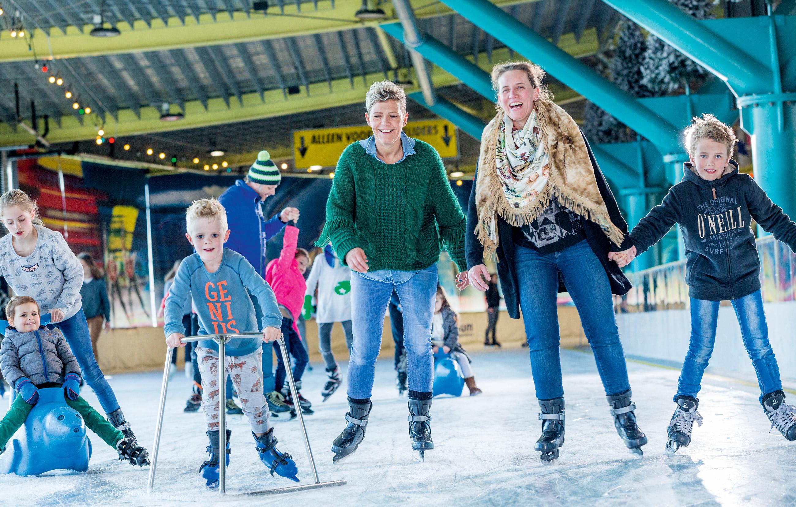 Triavium ijsbaan en evenementen: 'Schaatsen…het kan weer!'