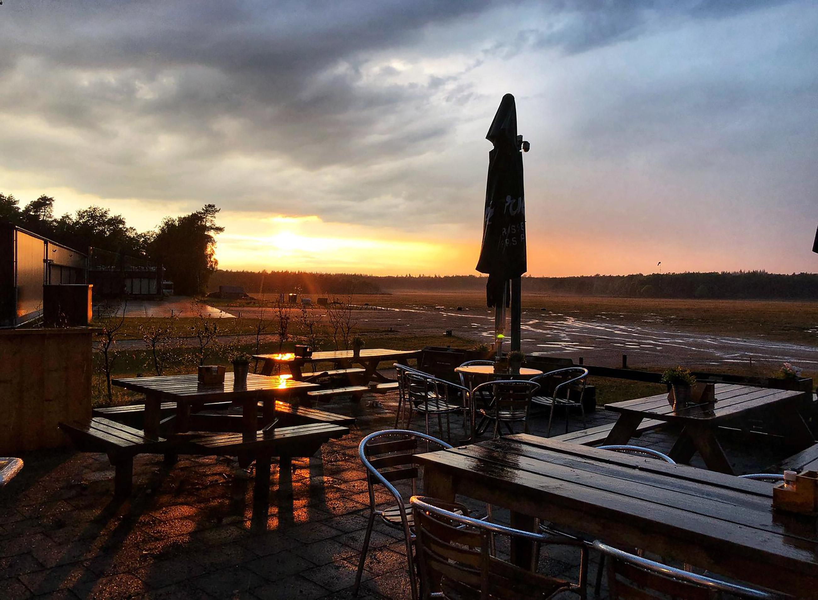Zweef Inn boscafé Malden: Hoogvlieger in gastvrijheid