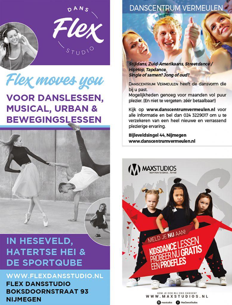 Nijmegen Danst: De zeven hoofddeugden van dansen