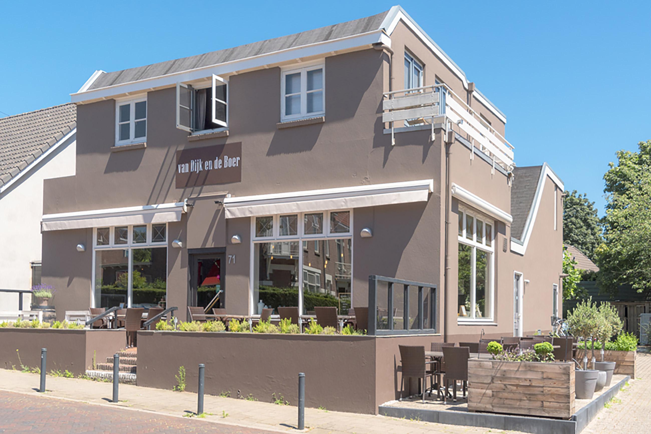 Restaurant van Dijk en de Boer: Bij Restaurant van Dijk en de Boer gaan duurzaamheid en culinair genieten hand in hand