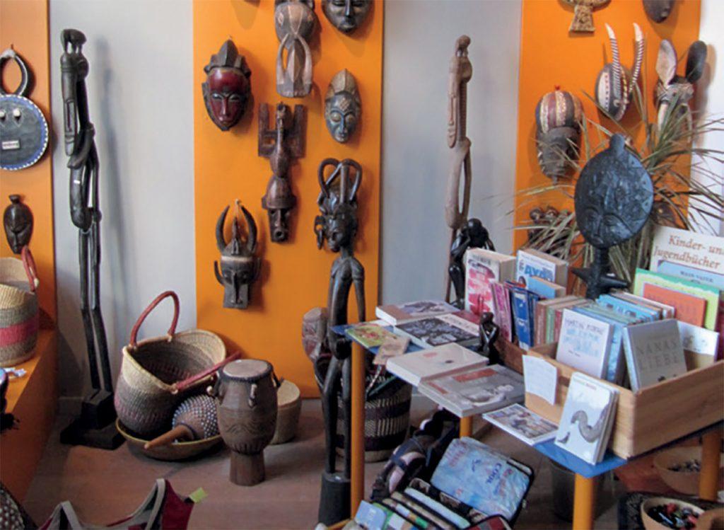 Voor een waardig leven Kunsthandwerk uit India en Ghana