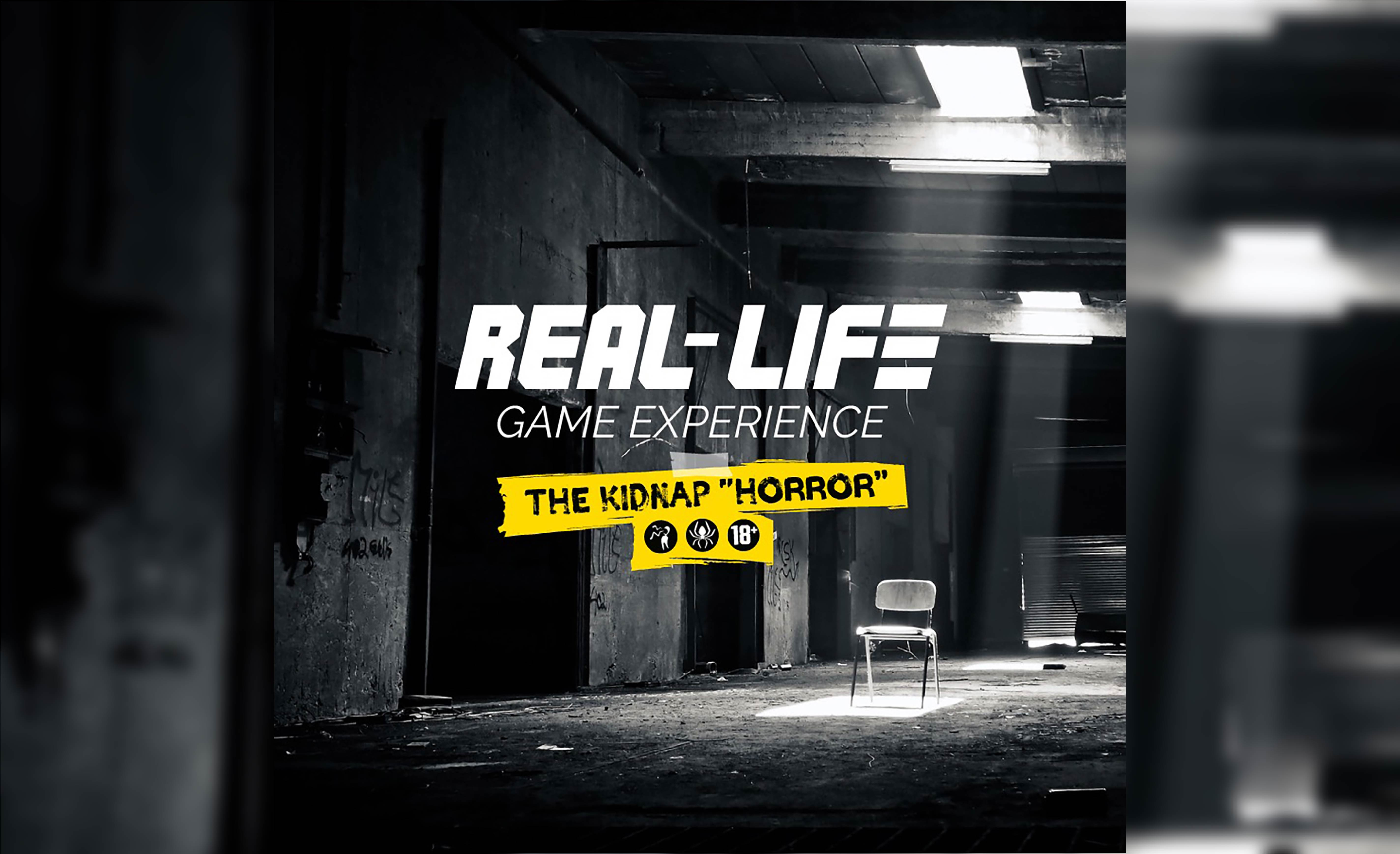 Real-Life Game: The Kidnap