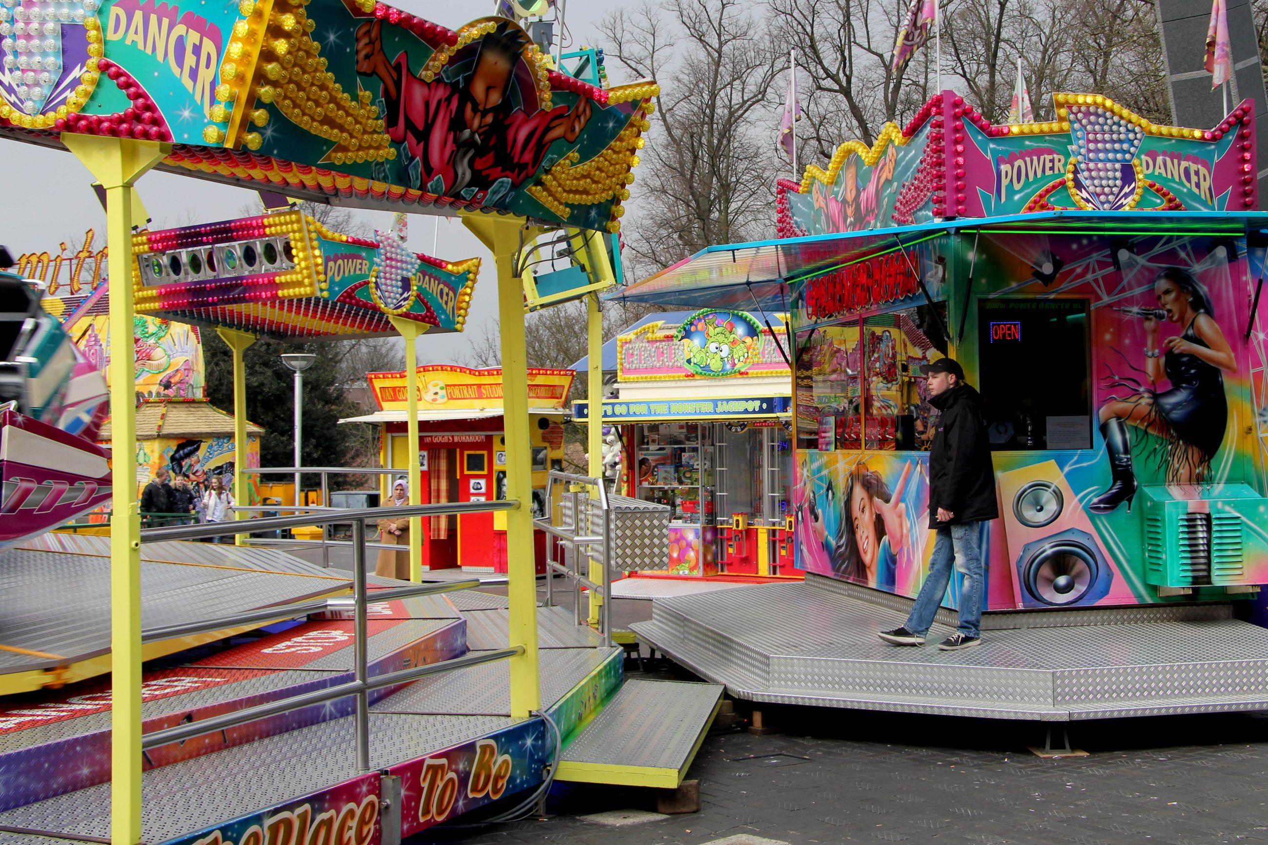Najaarskermis 2020 (26 september t/m 11 oktober) in Nijmegen
